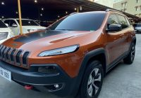 Used Cars for Sale 8 Seater Elegant Jeep Cherokee Trailhawk Auto Cars for Sale Used Cars On