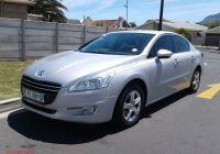 Used Cars for Sale 85027 Fresh Used 2012 Peugeot 508 2 0d Active 120 Kw