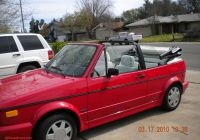 Used Cars for Sale 98273 Beautiful Volk Wagon Volkswagen Cabriolet 1990