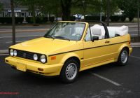 Used Cars for Sale 98273 Inspirational Volk Wagon Volkswagen Cabriolet 1990