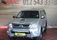 Used Cars for Sale and Finance Lovely toyota Hilux 3 0d 4d Double Cab Raider Auto 2011