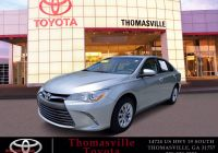Used Cars for Sale Augusta Ga Best Of Pre Owned 2017 toyota Camry Le Fwd 4dr Car