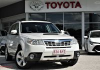 Used Cars for Sale Australia Awesome 2012 Subaru forester 2 0d S3 Manual Awd My12 Oag Ad