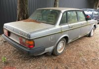 Used Cars for Sale Australia Luxury 1992 Volvo 240 Gle Auto Two Cars On This Ad Both sold as is