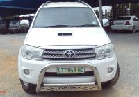 Used Cars for Sale by Owner In Nc Best Of toyota fortuner fortuner 3 0d 4d 4×4 Auto for Sale In