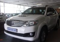 Used Cars for Sale Colorado Springs New toyota fortuner 3 0d 4d 4×4 for Sale In Gauteng