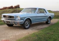 Used Cars for Sale Ebay Fresh 1966 ford Mustang 289 Hardtop Coupe Fabulous 3 Owner Example