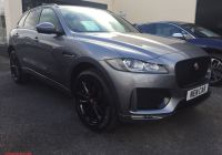 Used Cars for Sale Edinburgh Best Of Jaguar F Pace 2 0 250 Chequered Flag Awd Special