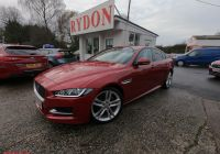 Used Cars for Sale Exeter Fresh Used Jaguar Xe 2 0d [180] R Sport 4dr Auto 4 Doors Saloon