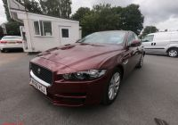 Used Cars for Sale Exeter Lovely Used Jaguar Xe 2 0d Se 4dr 4 Doors Saloon for Sale In Exeter