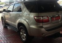 Used Cars for Sale Facebook Awesome toyota fortuner fortuner 3 0d 4d Automatic for Sale In