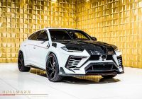 Used Cars for Sale Germany Fresh Lamborghini Urus by Mansory Hollmann Hollmann