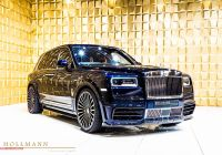 Used Cars for Sale Germany Lovely Rolls Royce Cullinan by Mansory Hollmann Luxury Pulse