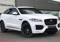Used Cars for Sale Glasgow Awesome Used F Pace Jaguar 2 0d R Sport 5dr Auto Awd 2017