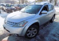 Used Cars for Sale Gulfport Ms New 2007 Nissan Murano S Cars
