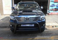 Used Cars for Sale Gumtree Inspirational toyota fortuner 3 0d 4d for Sale In Gauteng