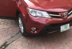 New Used Cars for Sale In Nigeria
