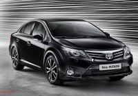 Used Cars for Sale In Nigeria Luxury toyota Avensis 2012 Black