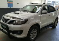 Used Cars for Sale In south Africa Best Of toyota fortuner for Sale In Gauteng