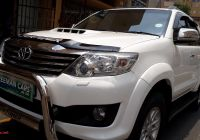 Used Cars for Sale In south Africa Fresh toyota fortuner fortuner 3 0d 4d 4×4 for Sale In Gauteng