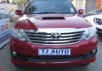 Used Cars for Sale In south Africa Inspirational toyota fortuner 3 0d 4d Auto for Sale In Gauteng