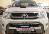 Used Cars for Sale Johannesburg Awesome toyota Hilux for Sale In Gauteng