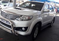 Used Cars for Sale Johannesburg Best Of toyota fortuner fortuner 3 0d 4d 4×4 for Sale In Gauteng