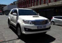 Used Cars for Sale Johannesburg Inspirational toyota fortuner 3 0d 4d for Sale In Gauteng