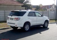 Used Cars for Sale Johannesburg Lovely toyota fortuner for Sale