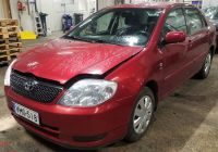 Used Cars for Sale Karachi Inspirational S for 2004 toyota Corolla