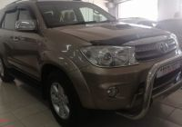 Used Cars for Sale Kitchener Beautiful toyota fortuner fortuner 3 0d 4d for Sale In Gauteng