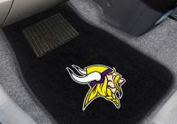 Used Cars for Sale Mn Inspirational Minnesota Vikings 2 Piece Embroidered Car Mat Set