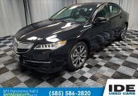 Used Cars for Sale Near Me Acura Elegant Pre Owned 2016 Acura Tlx 4dr Sdn Fwd V6 Fwd 4dr Car