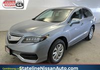 Used Cars for Sale Near Me Acura Elegant Used 2016 Acura Rdx Base Automatic Sport Utility