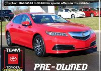 Used Cars for Sale Near Me Acura Unique 2017 Acura Tlx 2 4l