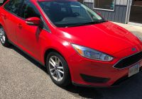 Used Cars for Sale Near Me Ebay Elegant 2016 ford Focus Se