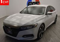 Used Cars for Sale Near Me Honda Accord Awesome Pre Owned 2018 Honda Accord Sport 1 5t Front Wheel Drive Sedan