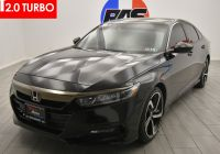 Used Cars for Sale Near Me Honda Accord Lovely Pre Owned 2018 Honda Accord Sport 2 0t Front Wheel Drive Sedan