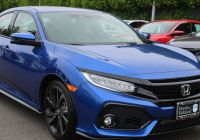 Used Cars for Sale Near Me Honda Civic Inspirational New 2019 Honda Civic Hatchback Sport touring Fwd Hatchback