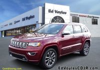 Used Cars for Sale Near Me Jeep Awesome Pre Owned 2018 Jeep Grand Cherokee Overland with Navigation