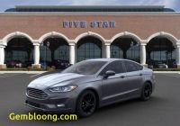 Used Cars for Sale Near Me Under 1000 Elegant 2020 ford Fusion Se
