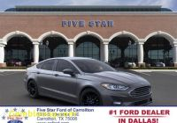 Used Cars for Sale Near Me Under 1000 New 2020 ford Fusion Se