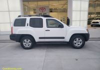 Used Cars for Sale Near Me Under 5000 Luxury Used 2007 Nissan Xterra S Sport Utility