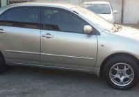 Used Cars for Sale Olx Awesome toyota Corolla Nze