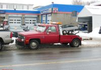 Used Cars for Sale Ottawa New Red Chevy Custom Deluxe 30 tow Truck with A Vulcan Body