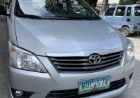 Used Cars for Sale Philippines Elegant toyota Innova Cars for Sale Used Cars On Carousell