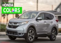 Used Cars for Sale Philippines New 2017 Honda Cr V Colors Philippines