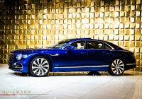 Used Cars for Sale Qatar Living Awesome Bentley Flying Spur First Edition Hollmann International