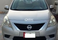 Used Cars for Sale Qatar Living Inspirational Nissan Sunny 2014