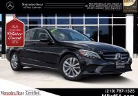 Used Cars for Sale San Antonio Best Of Certified Pre Owned 2019 Mercedes Benz C 300